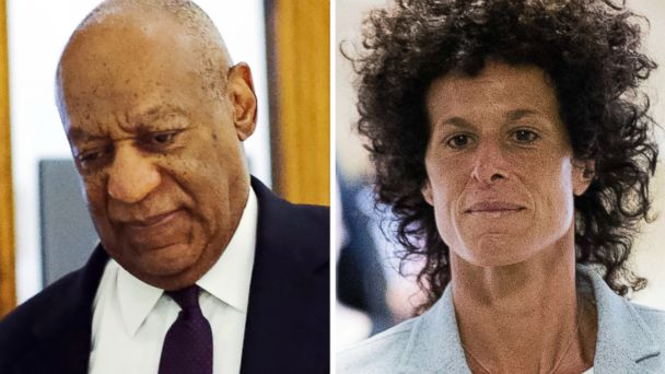PHOTO: Bill Cosby and Andrea Constand arrived for trial in Norristown, Pa., June 6, 2017.