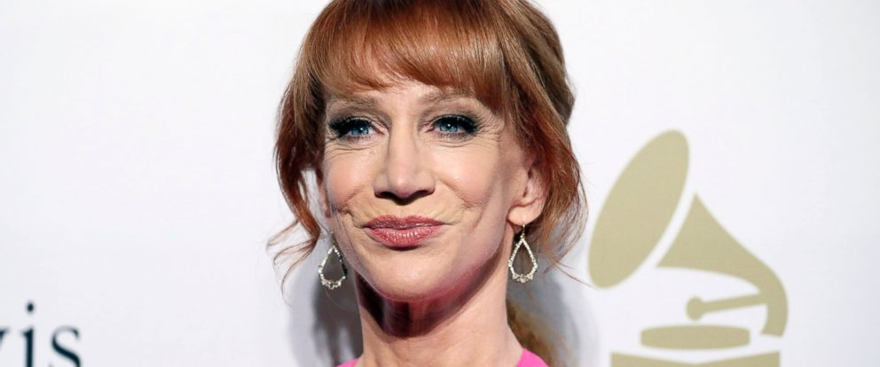 PHOTO: Kathy Griffin attends the Clive Davis and The Recording Academy Pre-Grammy Gala in Beverly Hills, California, Feb. 11, 2017.