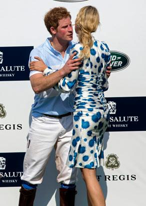 Harry Closes US Visit With Conn. Polo Match