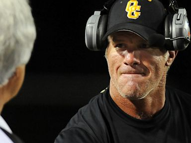 WATCH: Brett Favre's 'Hail Mary' Ad For Endangered Senator