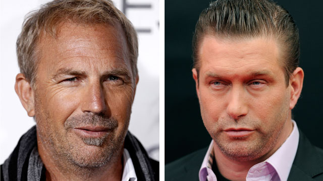PHOTO: A trial is scheduled to open June 4, 2012, for a lawsuit that Stephen Baldwin filed against Kevin Costner over their investments in a device that BP used in trying to clean up the massive Gulf of Mexico oil spill. The federal suit claims Costner an