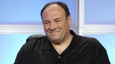PHOTO:  In this July 12, 2007 file photo, James Gandolfini, executive producer and interviewer for HBO's Iraq War documentary