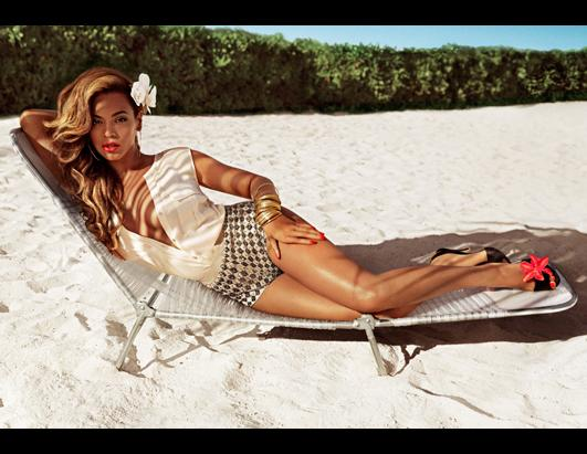 Beyonce Is the New Face of H&M