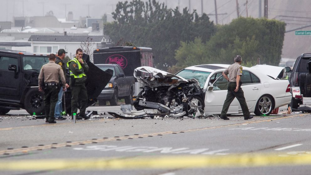 Los Angeles County Sheriff s Fatal Car Crashes From Texting