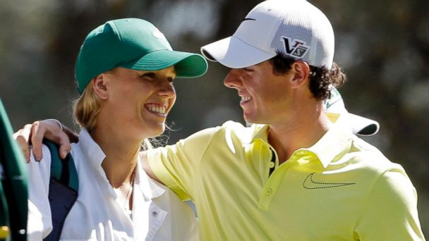 ap caroline wozniacki rory mcllroy engagement jc 140522 16x9 608 Caroline Wozniacki Having Hard Time Since Split