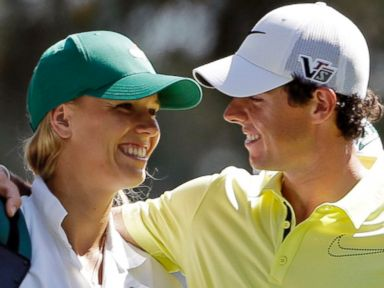 Caroline Wozniacki Having 'Hard Time' Since Split