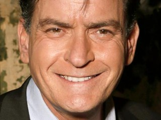Photos: Charlie Sheen Gets Dad on 'Anger'