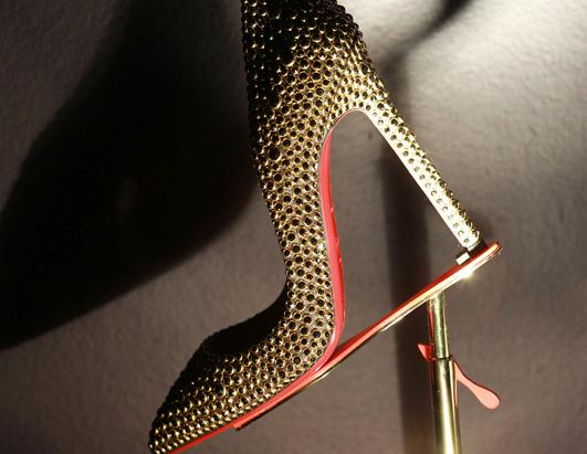 Christian Louboutin Exhibit Opens in London