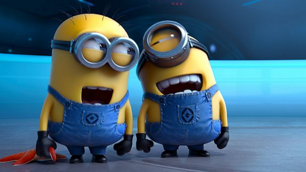 ap despeciable me kb 130705 16x9 608 Movie Review: Despicable Me 2