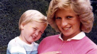 William and Harry share intimate memories of life with Princess Diana
