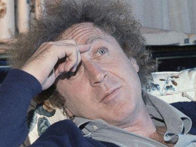 Comic Performer Gene Wilder Kept His Serious Side off Camera
