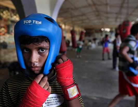 Olympic Boxing in India