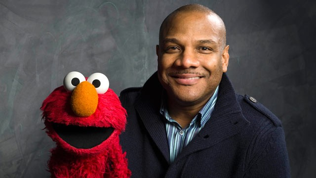 PHOTO:&quot;Sesame Street&quot; puppeteer Kevin Clash poses for a portrait during the 2011 Sundance Film Festival to promote the film &quot;Being Elmo&quot; in Park City, Utah.