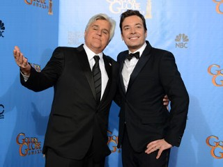 Late-Night Hosts Take Jabs at 'Tonight Show' Change