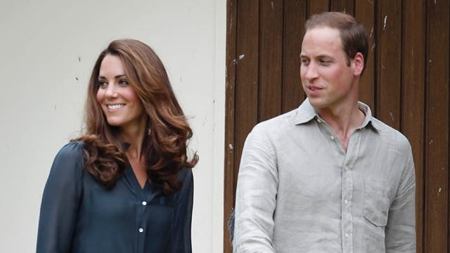 Kate Middleton in the Rain Forest