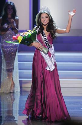 New Miss USA Crowned