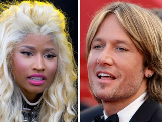 Nicki Minaj, Keith Urban Join 'Idol' Judges