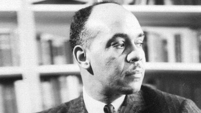 "PHOTO: Ralph Ellison, novelist and author of the widely acclaimed ""The Invisible Man,"" has been elected a member of the National Institute of Arts and Letters."
