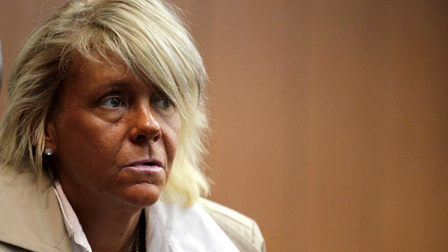 PHOTO: Patricia Krentcil, 44, waits to be arraigned at the Essex County Superior Court in Newark, N.J., May 2, 2012.