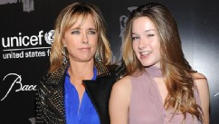 Hot Mama Tea Leoni Hits the Carpet with Her Teen Daughter