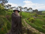 "PHOTO: This film image released by Warner Bros., shows Ian McKellen as Gandalf in a scene from the fantasy adventure ""The Hobbit: An Unexpected Journey."""