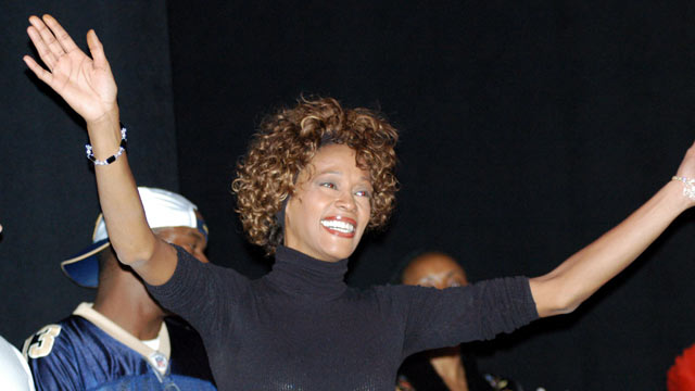 "PHOTO: Whitney Houston and Bobby Brown Attend ""Praise Power"" in 2003."