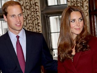 Photos: Will and Kate Visit the Middle Temple