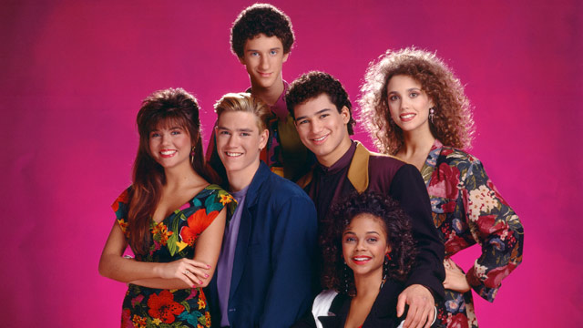 "PHOTO: ""Saved by the Bell"" Cast"