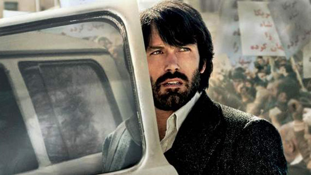 "Ben Affleck stars in the 2012 film ""Argo."""
