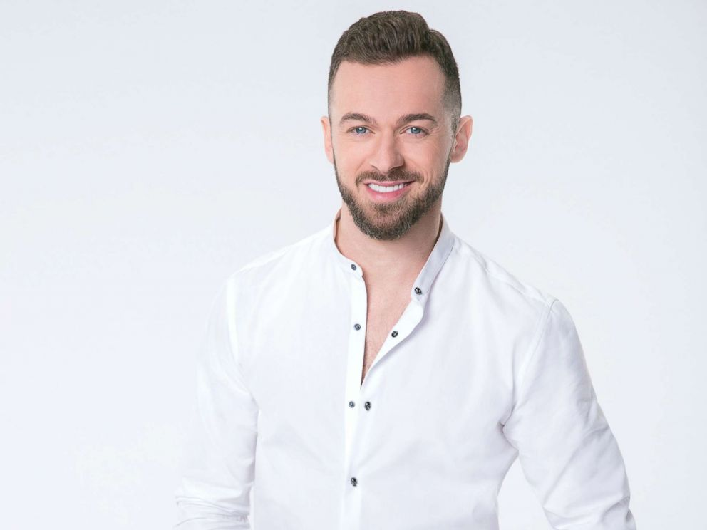 PHOTO: Pro dancer Artem Chigvintsev will appear on Dancing With The Stars.