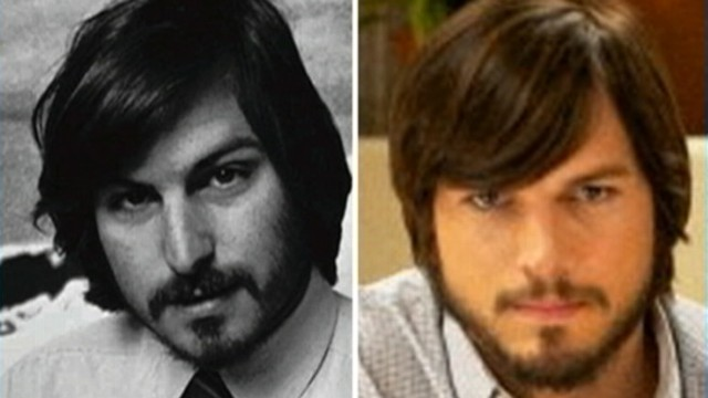 "VIDEO: Ashton Kutcher stars as the Apple co-founder in ""jOBS."""