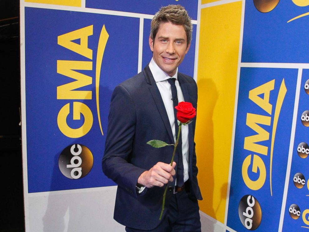 The new 'Bachelor' is former Indy 500 driver Arie Luyendyk Jr