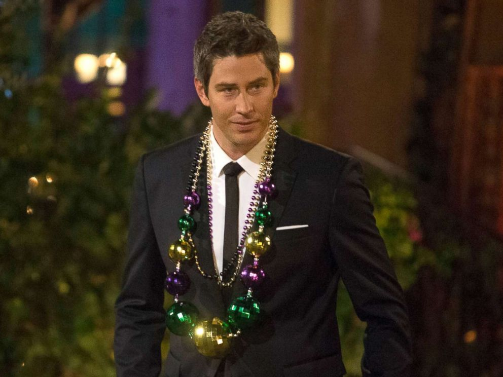 PHOTO: Arie Luyendyk Jr. during the premiere of the 22nd season of The Bachelor which aired Jan. 2, 2018.
