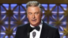 'PHOTO: Alec Baldwin accepts Outstanding Supporting Actor in a Comedy Series for 'Saturday Night Live' onstage during the 69th Annual Primetime Emmy Awards1_b@b_1Microsoft Theater on Sept. 17, 2017 in Los Angeles.' from the web at 'http://a.abcnews.com/images/Entertainment/baldwin-emmy-win-gty-170917_16x9t_240.jpg'
