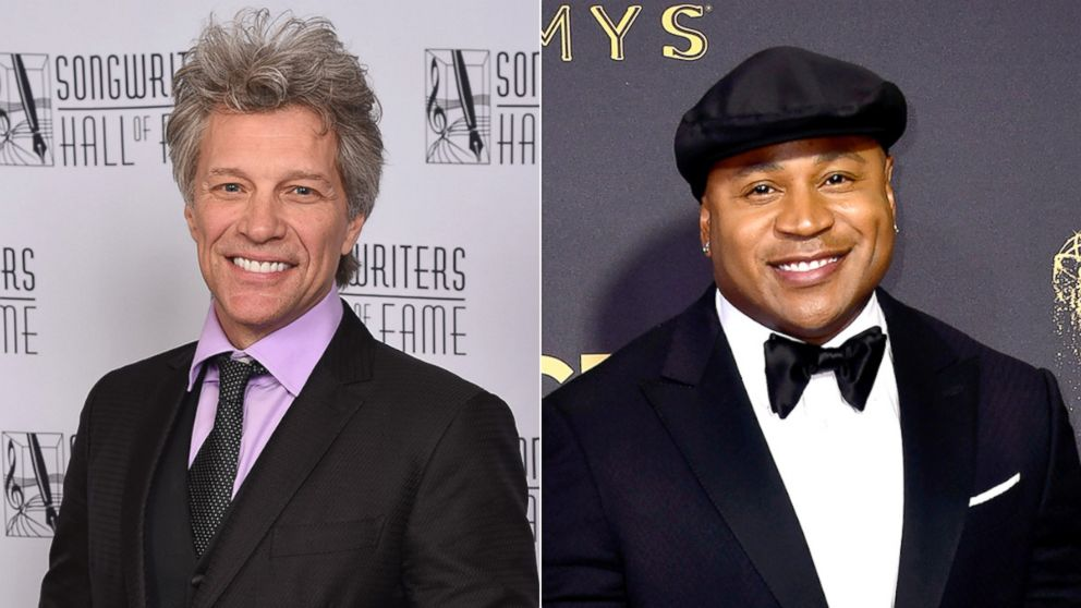 Bon Jovi, LL  Cool  J  among Rock & Roll Hall of Fame nominees