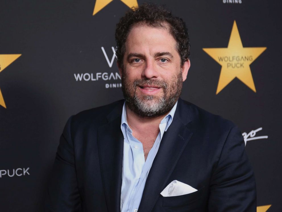PHOTO: Brett Ratner arrives at the Wolfgang Pucks Post-Hollywood Walk of Fame Star Ceremony Celebration in Beverly Hills, California, April 26, 2017.