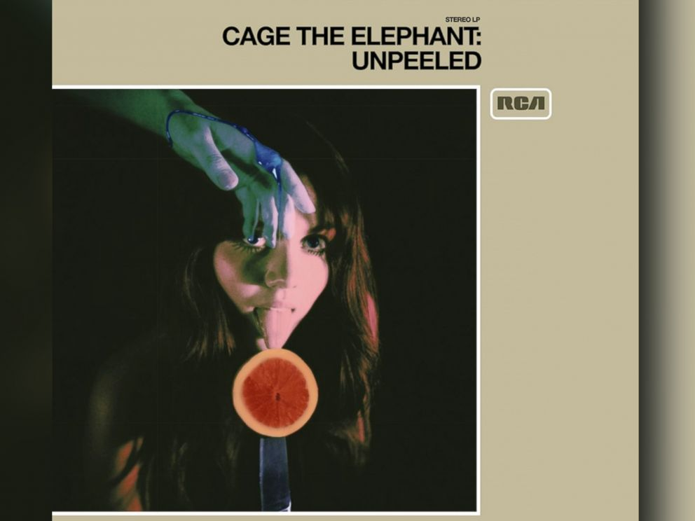 PHOTO: Cage the Elephant - Unpeeled