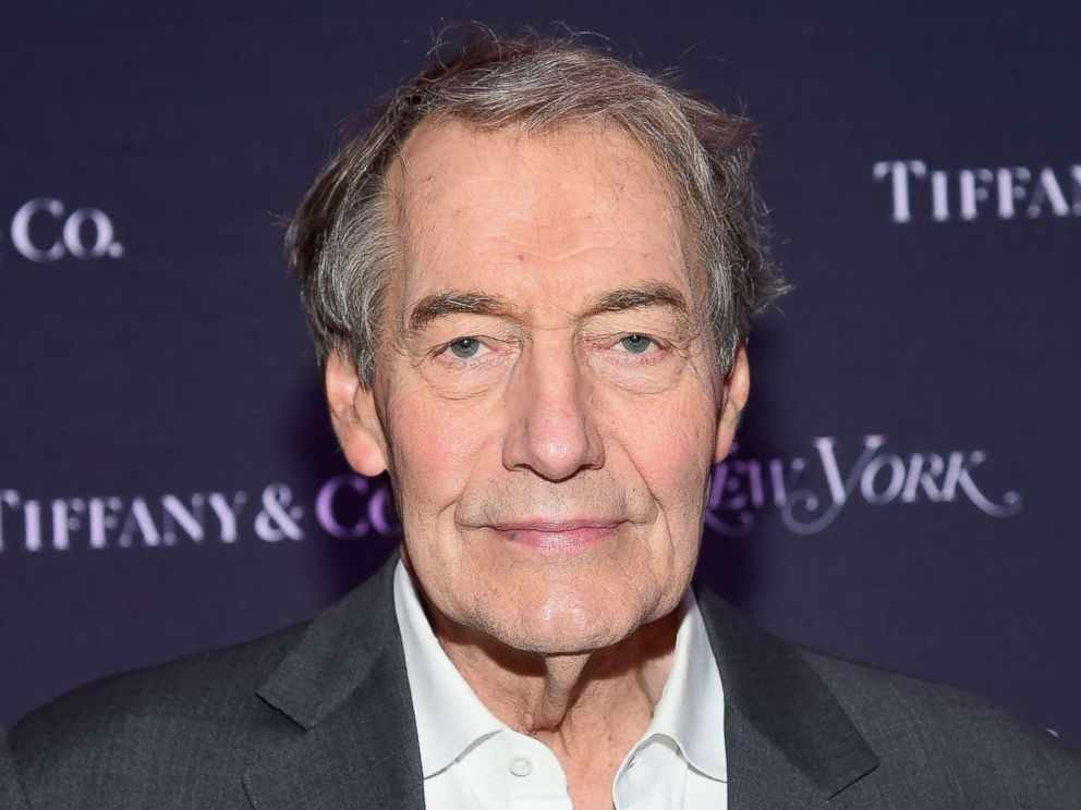 PHOTO: Charlie Rose attends the New York Magazine 50th Anniversary Party at Katzs Delicatessen, Oct. 24, 201, in New York City.
