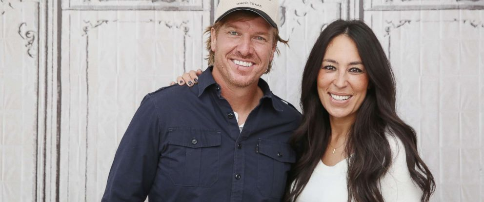 "PHOTO: The Build Series presents Chip Gaines and Joanna Gaines to discuss their new book ""The Magnolia Story"" at AOL HQ, Oct. 19, 2016 in New York City."