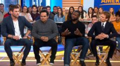 'PHOTO: Co-stars Chris Hemsworth, Michael Pena, Trevante Rhodes and producer Jerry Bruckheimer discussed their new movie' from the web at 'http://a.abcnews.com/images/Entertainment/chris-hemsworth-cast-abc-ml-180115_29x16_240.jpg'