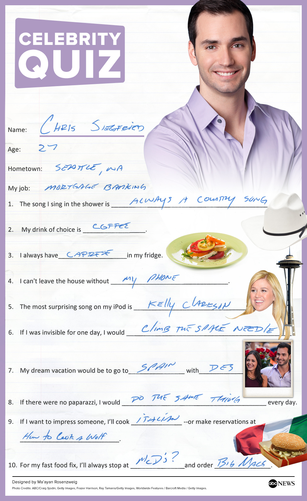 chris siegfried tackles the abc news quiz in his