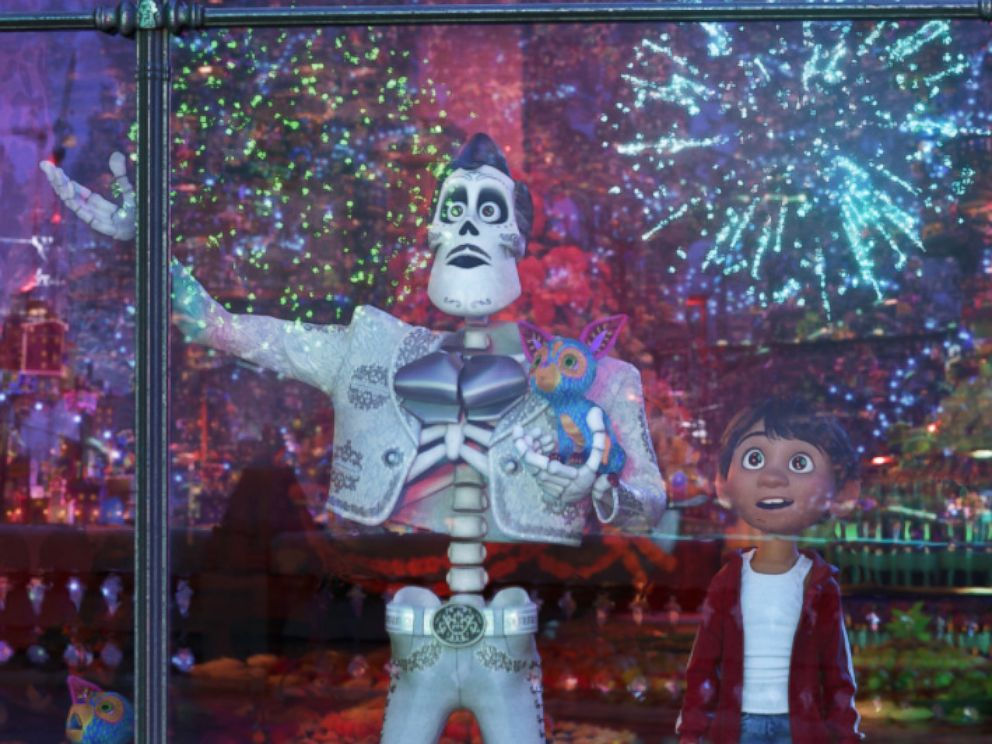 PHOTO: Benjamin Bratt provides the voice of Ernesto de la Cruz in Disney-Pixars Coco.
