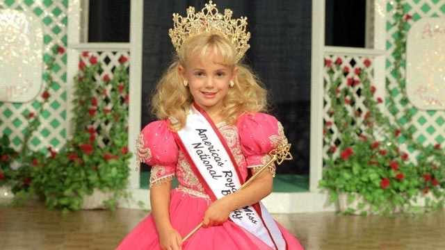 PHOTO: The father of JonBenet Ramsey, the slain 6-year-old beauty pageant queen whose was found dead in 1996 and the case has never been solved, told &quot;Nightline&quot; he believes his daughter's killer is still at large but that the trail has gone cold.