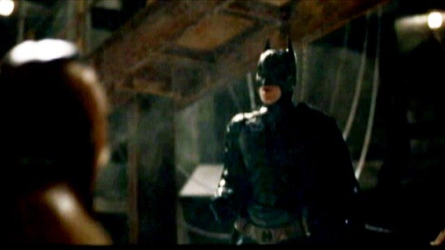VIDEO: The Dark Knight Rises movie trailer.