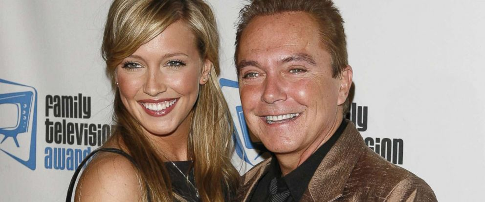 PHOTO: Katie Cassidy and David Cassidy arrive at the 9th annual Family Television Awards held at the Beverly Hilton Hotel, Nov. 28, 2007 in Los Angeles.