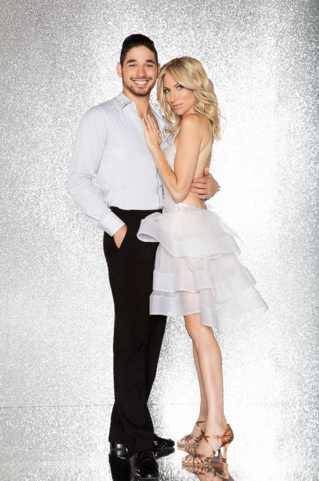 PHOTO: Debbie Gibson and pro dancer Alan Bersten will compete for the mirror ball title on the new season Dancing With The Stars.