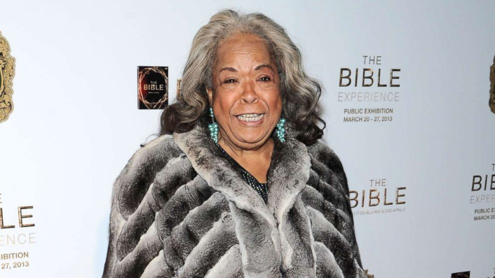 'Touched by an Angel' star Della Reese has died
