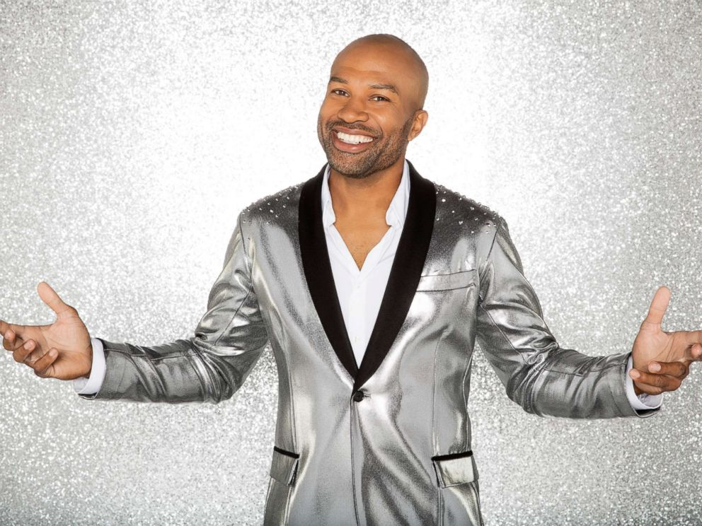 PHOTO: Derek Fisher will compete for the mirror ball title on the new season Dancing With The Stars.