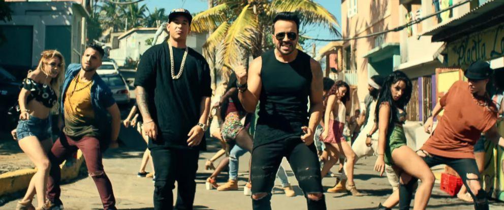 "PHOTO: Daddy Yankee and Luis Fonsi ""Despacito,"" 2017."