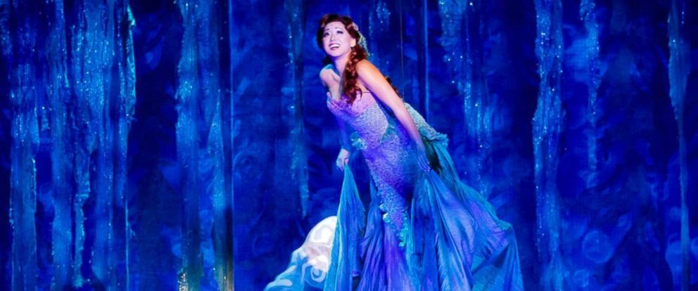 PHOTO: Diana Huey as Ariel